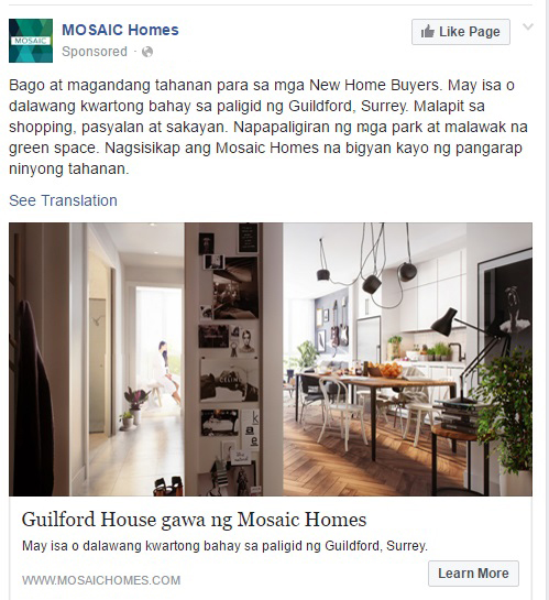 FACEBOOK_MosaicHomes_FilipinoCampaign_May-June2016